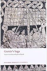 Grettir's Saga (Oxford World's Classics) Paperback