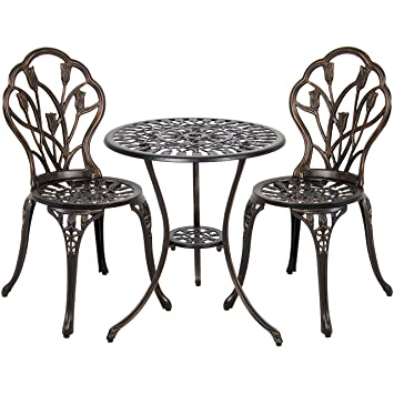 picture of Best Choice Products 3-Piece Cast Aluminum Patio