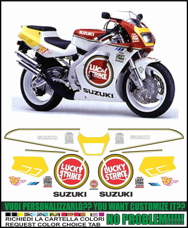 Amazon.es: Kit adesivi Decal stikers Suzuki RGV 250 Replica ...