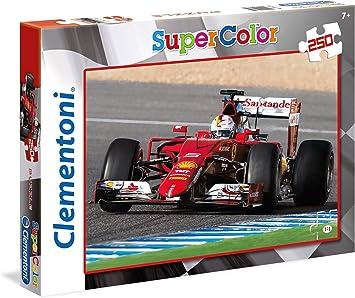 Clementoni 250 El Ferrari Puzzle Amazon De Spielzeug