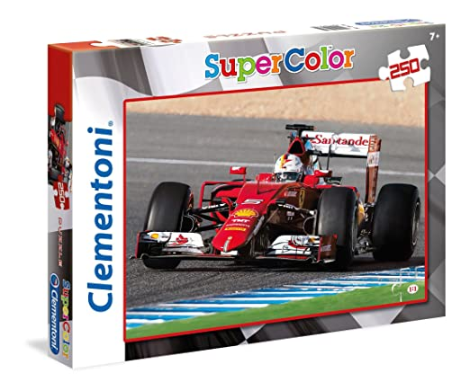 Clementoni Red Bolide Puzzle (250 Piece)