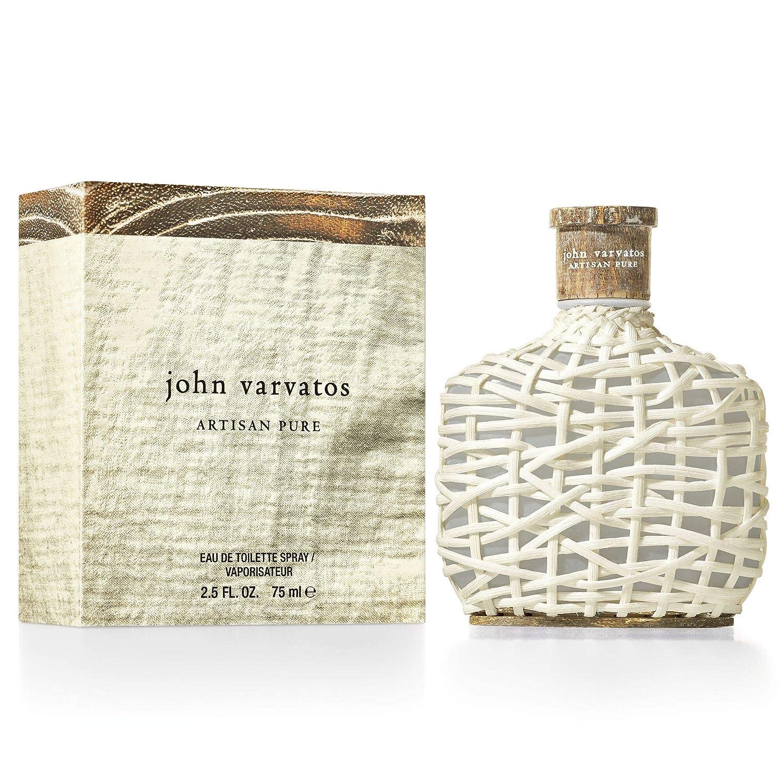 John Varvatos Artisan Pure Eau de Toilette Spray, 2.5 Fl Oz