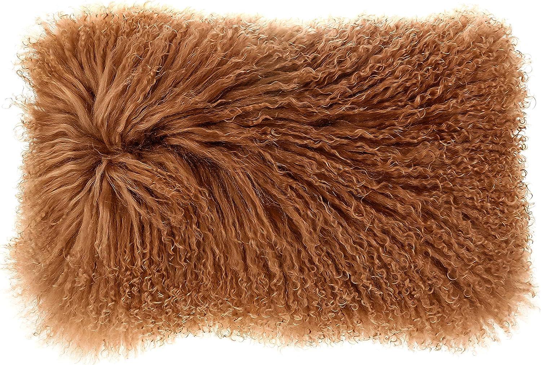 Amazon.com: Gentle Nature - Cojín de lana de cordero de ...