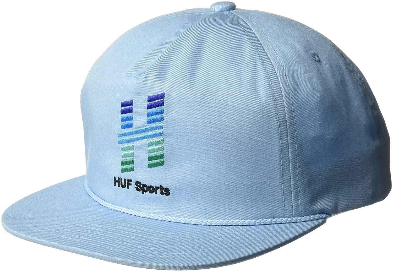 HUF Hombre Snapback de Red Gorra de béisbol - Azul - Talla única ...