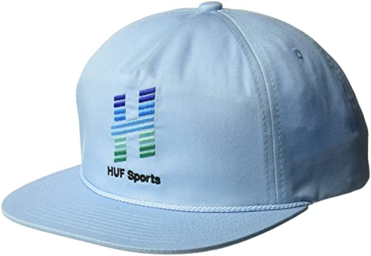 8463fe68b0351 Amazon.com  HUF Men s Network Snapback
