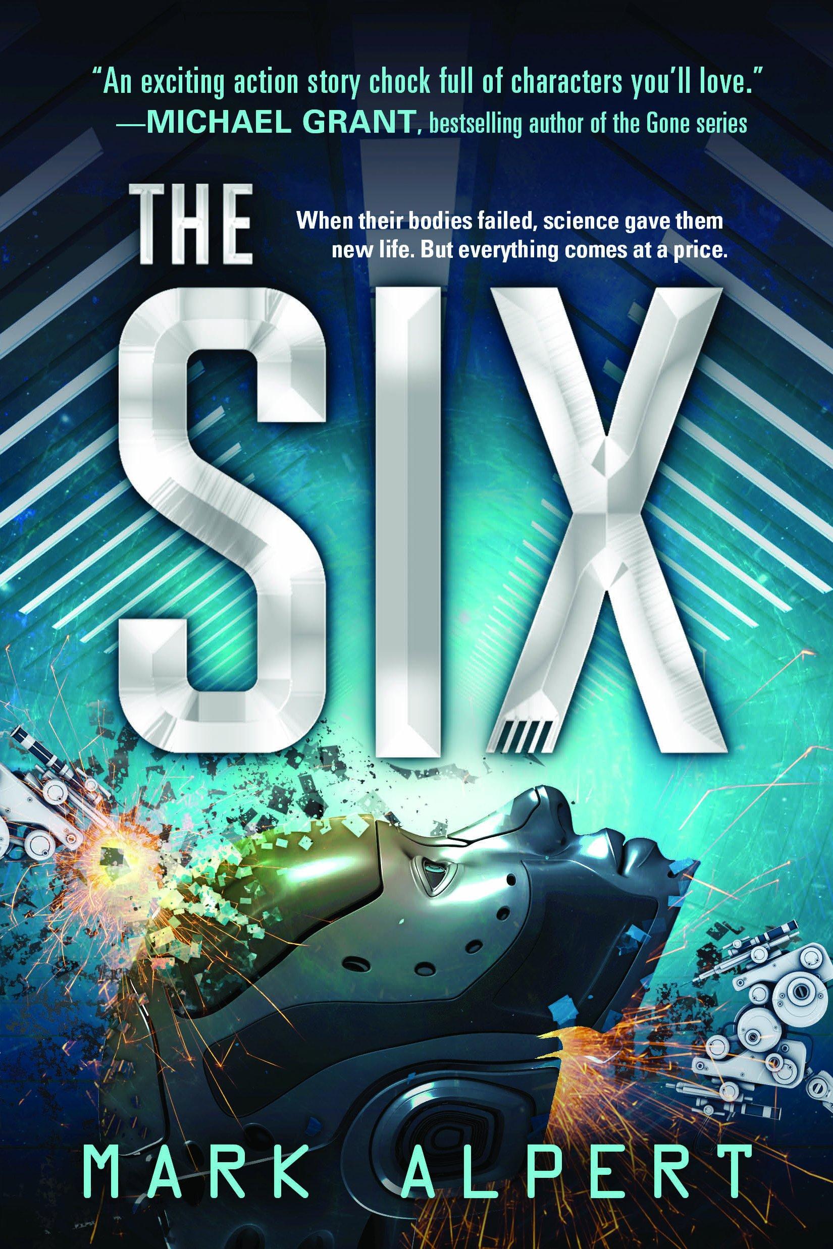 The Six: Amazon.es: Alpert, Mark: Libros en idiomas extranjeros