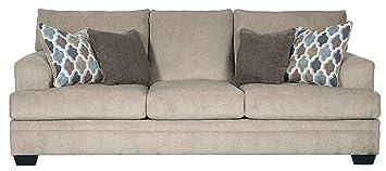 Marvelous Signature Design By Ashley Dorsten Contemporary Sofa Sisal Beige Unemploymentrelief Wooden Chair Designs For Living Room Unemploymentrelieforg