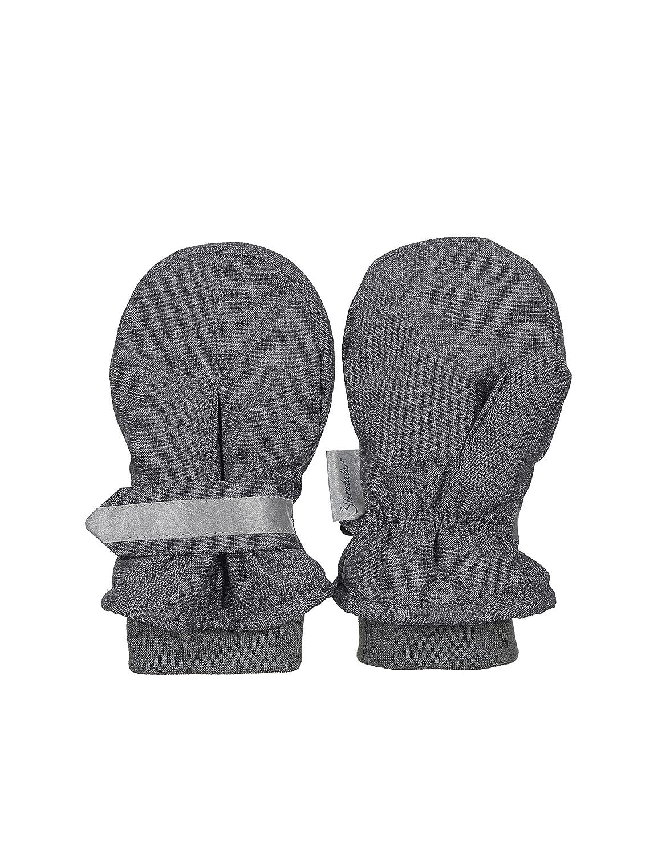 Sterntaler F/äustel f/ür Kinder Handschuhe Wasserabweisend und reflektierend