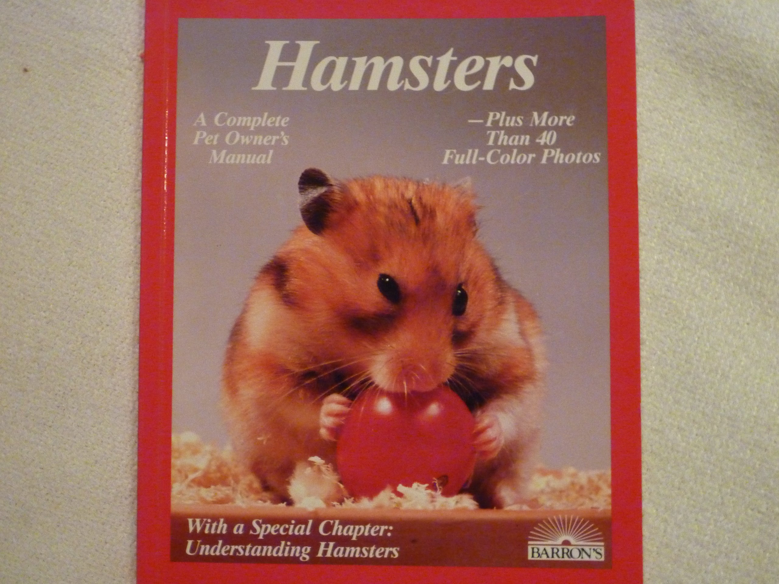 Buy Hamsters: A Complete Pet Owner's Manual Book Online at Low Prices in  India | Hamsters: A Complete Pet Owner's Manual Reviews & Ratings -  Amazon.in