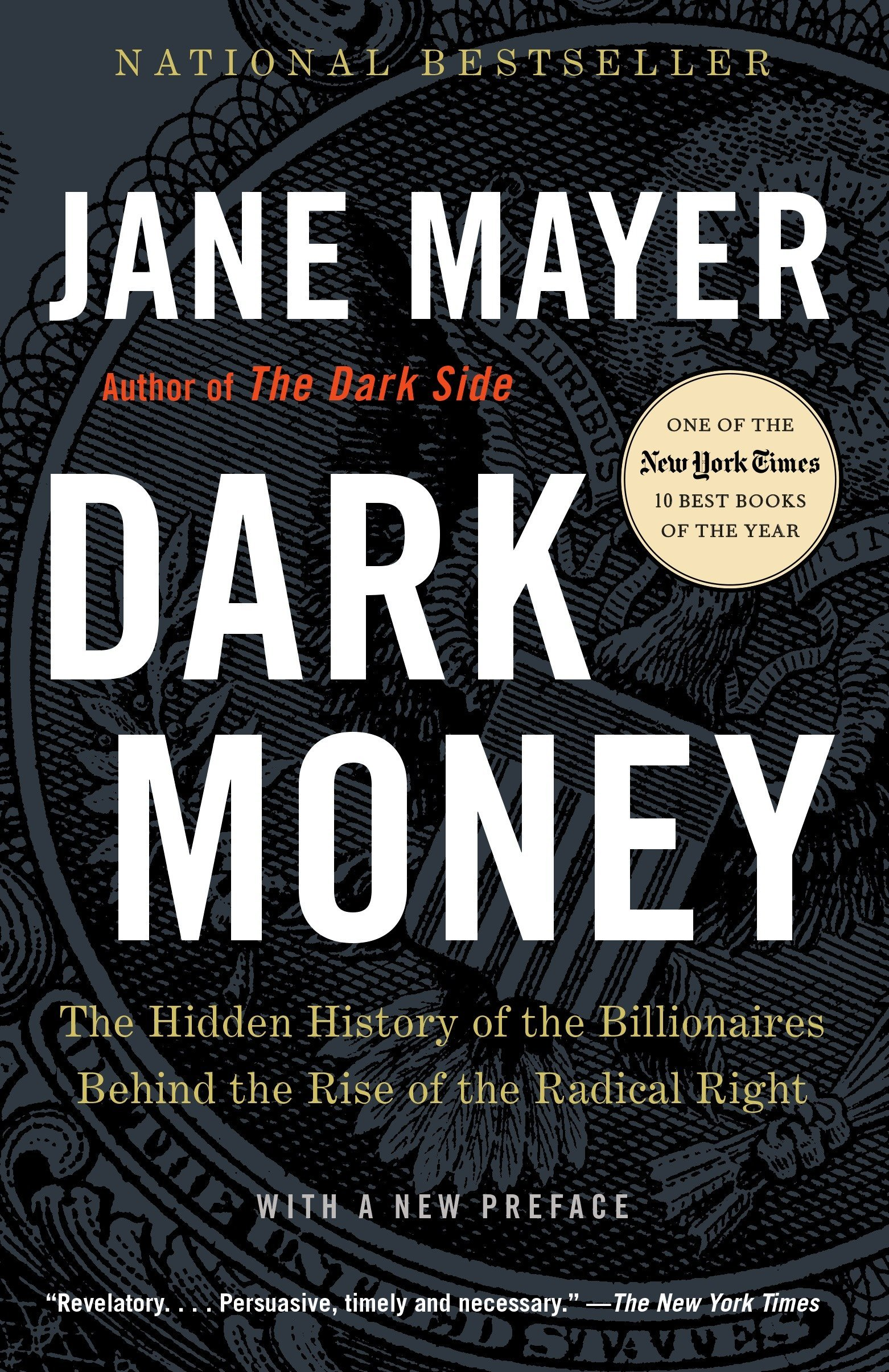 Dark Money: The Hidden History of the Billionaires Behind