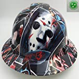 Wet Works Imaging Customized Pyramex Full Brim Bloody Massacre Hat With Ratcheting Suspension