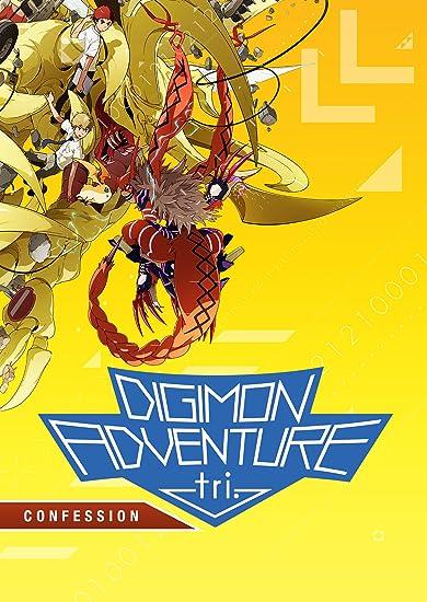 Digimon Adventure Tri: Confession Edizione: Stati Uniti Italia DVD: Amazon.es: Colleen OShaughnessey, Mona Marshall, Colleen OShaughnessey, Mona Marshall: Cine y Series TV