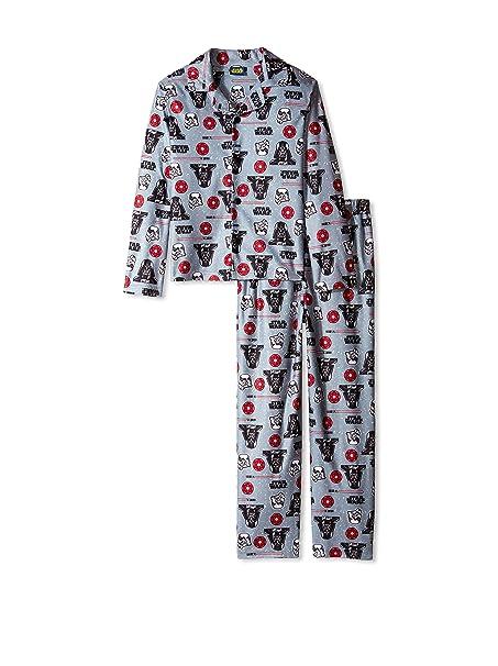 Amazon.com  Star Wars Vader   Storm Trooper Boys Pajama Set d0173a674