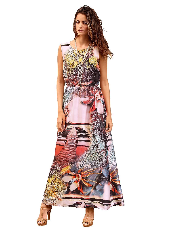 Damen Kleid mit Alloverdruck by AMY VERMONT