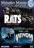 Midnight Movies 10: Killer Critter Double Feature [DVD] [Region 1] [US Import] [NTSC]