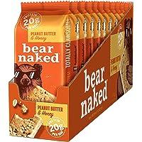 Bear Naked Bear Naked Peanut Butter & Honey, 12 x 65 g, Peanut Butter & Honey
