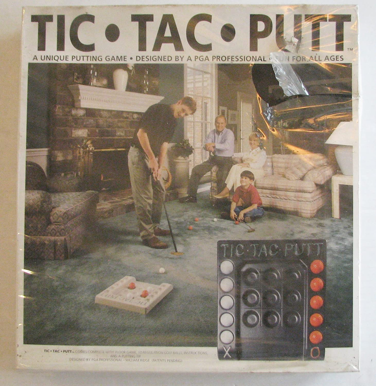 Tic Tac Putt   B076JL8WTP