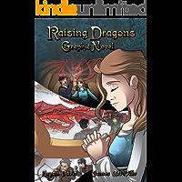 Raising Dragons Graphic Novel book cover