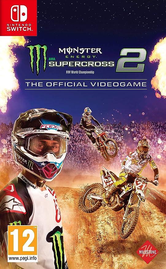 Monsterenergysupercross the Official Vg2: Amazon.es: Videojuegos
