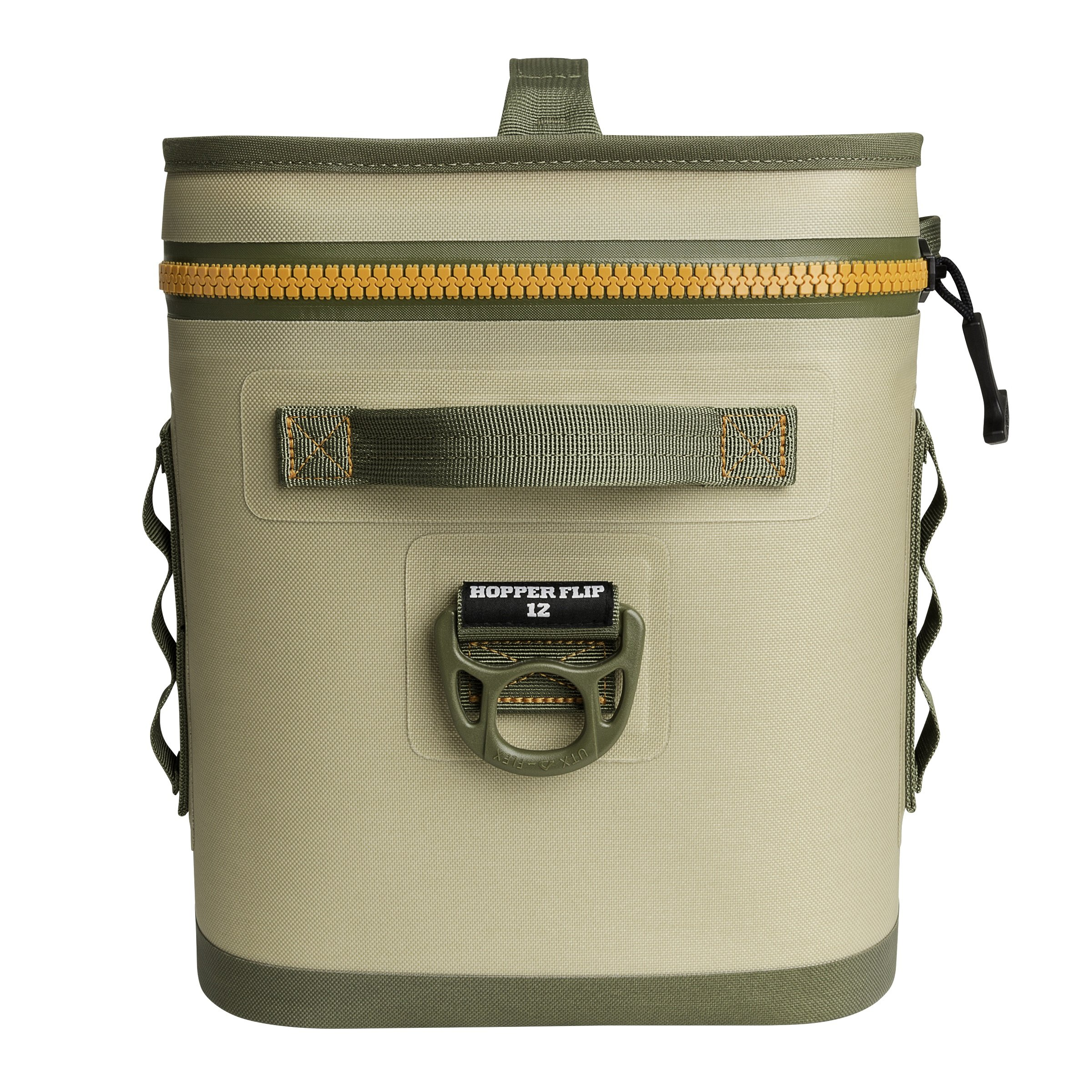YETI Hopper Flip 12 Portable Cooler with Top Handle, Field Tan by YETI (Image #5)