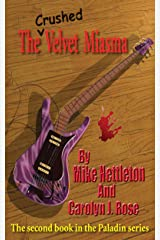 The Crushed Velvet Miasma (The Tie-dye Detective Book 2) Kindle Edition