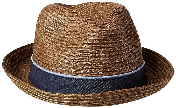 628d728bc19 Amazon.com  Original Penguin Men s Straw Porkpie Hat  Clothing
