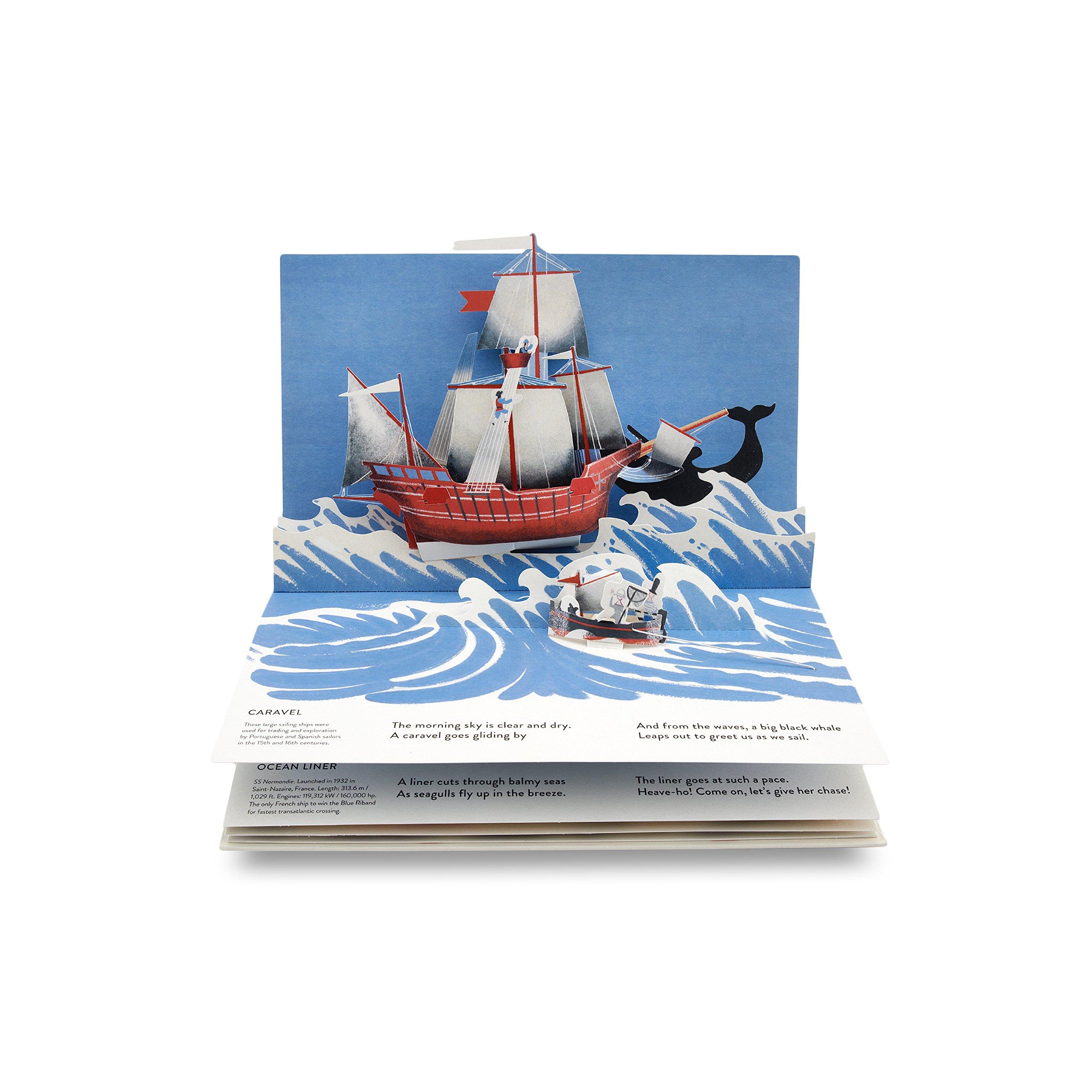 a sea voyage gérard lomonaco 9780500650882 amazon com books