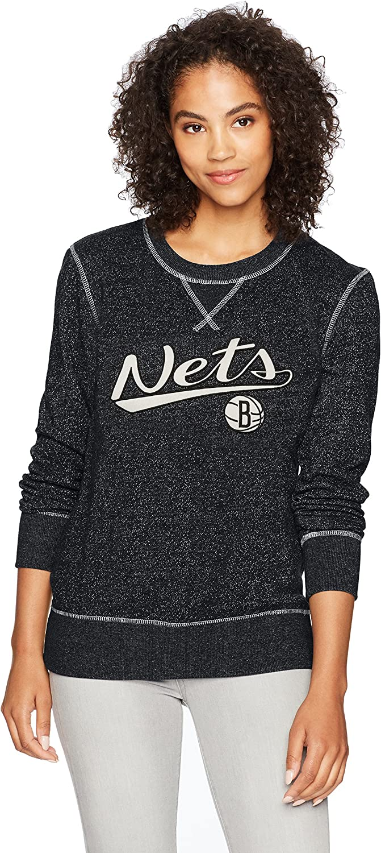 OTS Adult NBA Womens Seneca Crew Neck Pullover