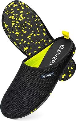 ELEWERT® - Zapatillas de casa para hombre/mujer - LITE - Made in Spain Verano/Invierno - Pantuflas/Zapatillas con comodidad extra,: Amazon.es: Zapatos y complementos