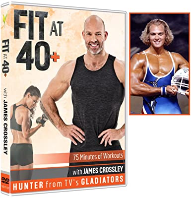 Fit At 40+ with James Crossley
