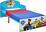 Paw Patrol Kids 505PWP Toddler Bed by HelloHome - Red/Blue