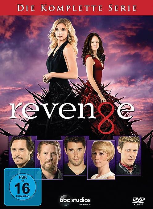 Revenge - Die komplette Serie