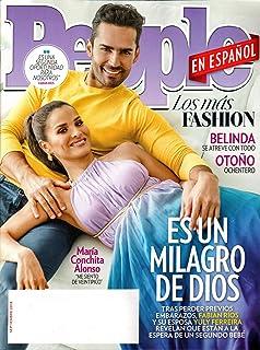 People en Espanol Magazine Septiembre/September 2018 | Es un milagro de dios