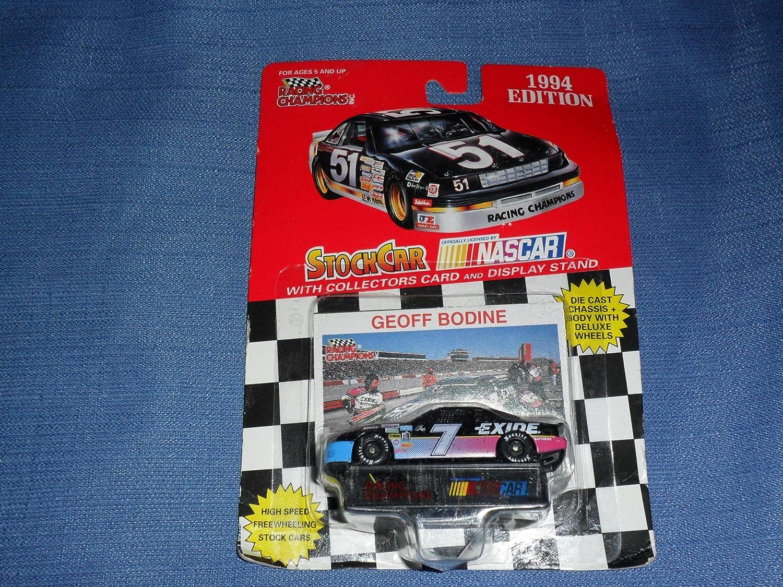 Geoff Bodine Honda >> Amazon Com 1994 Nascar Racing Champions Geoff Bodine 7 Exide