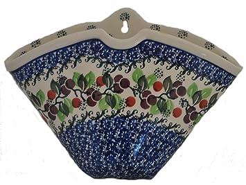 Bunzlauer Keramik Polish Pottery Kaffeefilterhalter Kaffeefilter