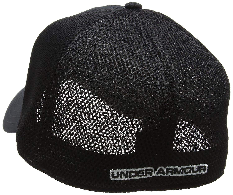 the best attitude 9360d be76a Amazon.com  Under Armour Men s Golf Mesh Stretch 2.0 Cap  Clothing