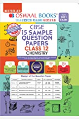 Oswaal CBSE Sample Question Papers Class 12 Chemistry Book (Reduced Syllabus for 2021 Exam) Kindle Edition