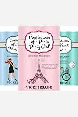 American in Paris (4 Book Series) Kindle Edition