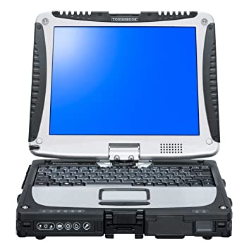 Panasonic Toughbook CF-19 MK6 - Ordenador portátil (Hybrid (2-in-