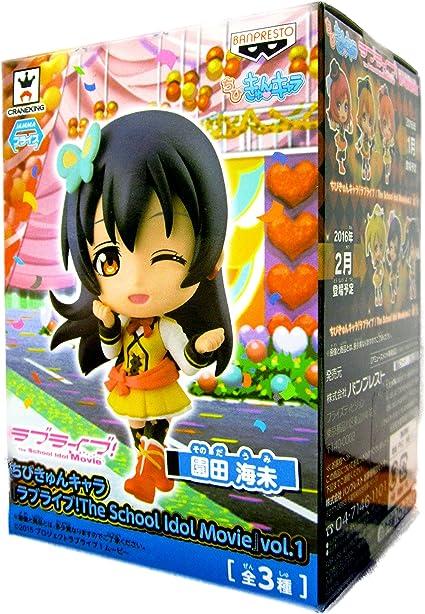 "Banpresto Love Live Umi Sonoda School Idol Volume 1 Mini Figure 3/"""