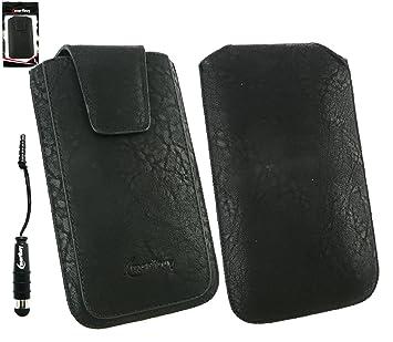 Emartbuy Stylus Pack Para LG G2 Mini Classic Range Negro PU ...
