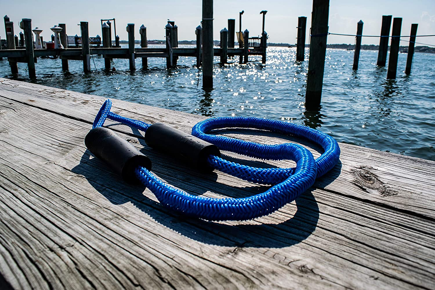 Riot Bungee Dockline Boat Accessories Various Length 4ft 5ft 6ft