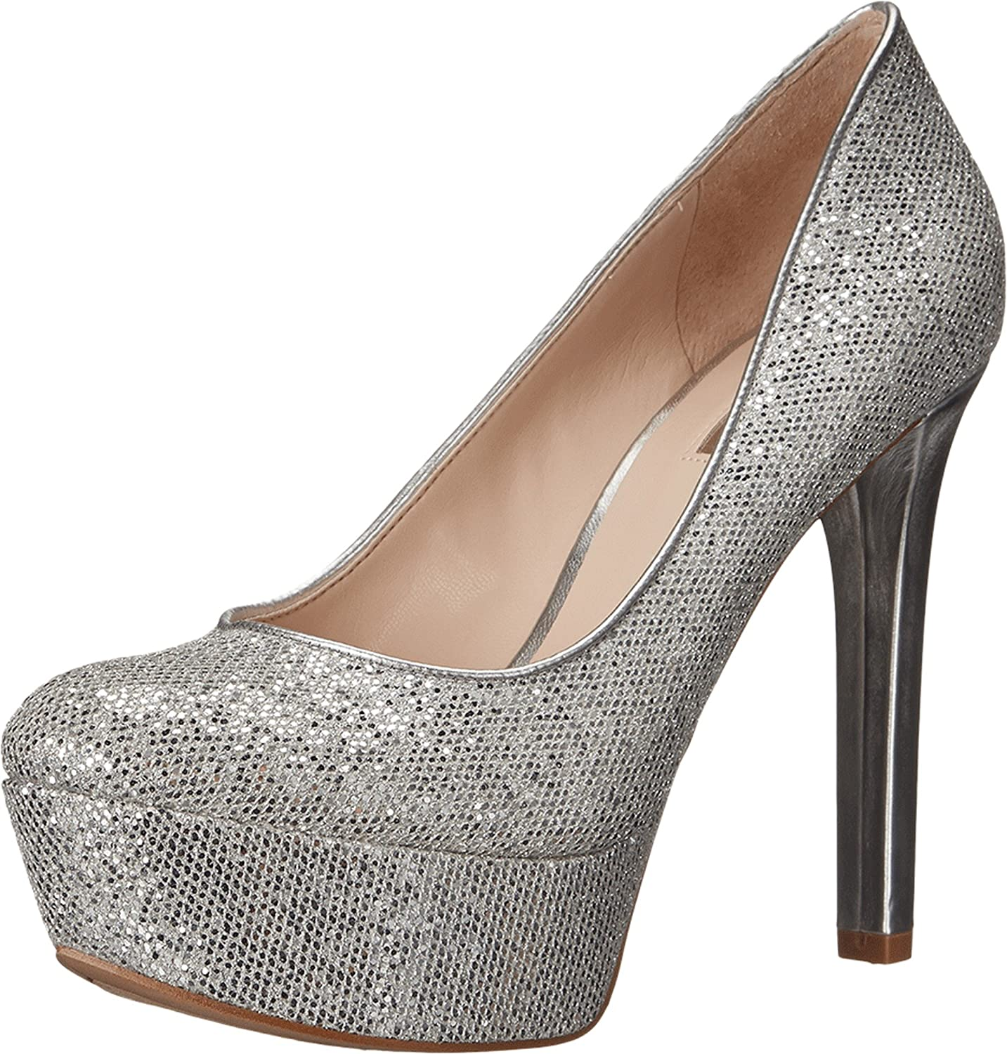 guess silver heels 50% off aeceb 71534
