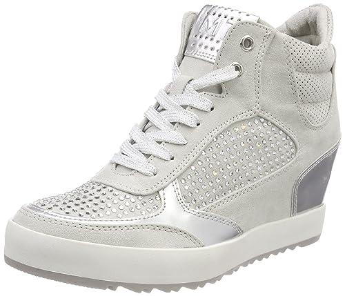 Marco Tozzi 25210 amazon-shoes grigio Comprar Descuento Barato Enchufe De Fábrica De La Venta Barata iXgGy7