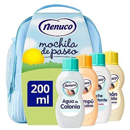 Nenuco Mochila de Paseo Azul 200ml