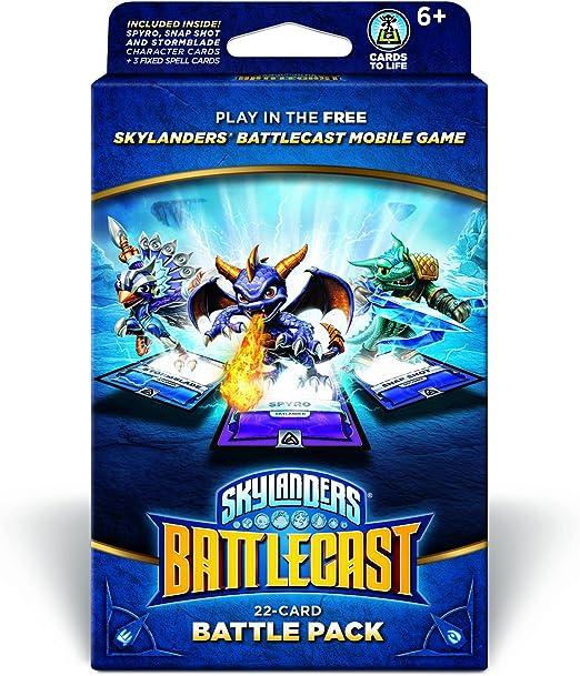 Skylanders Battlecast Battle Pack A [Importación Inglesa]: Amazon.es: Videojuegos