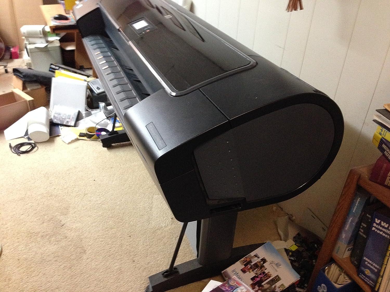 HP Impresora fotográfica HP Designjet Z2100 de 1.118 mm - Impresora de gran formato (HP PCL3 GUI, HP Web Jetadmin, Cyan, cian claro, magenta, magenta claro, amarillo, gris claro, negro fotográfico, negro