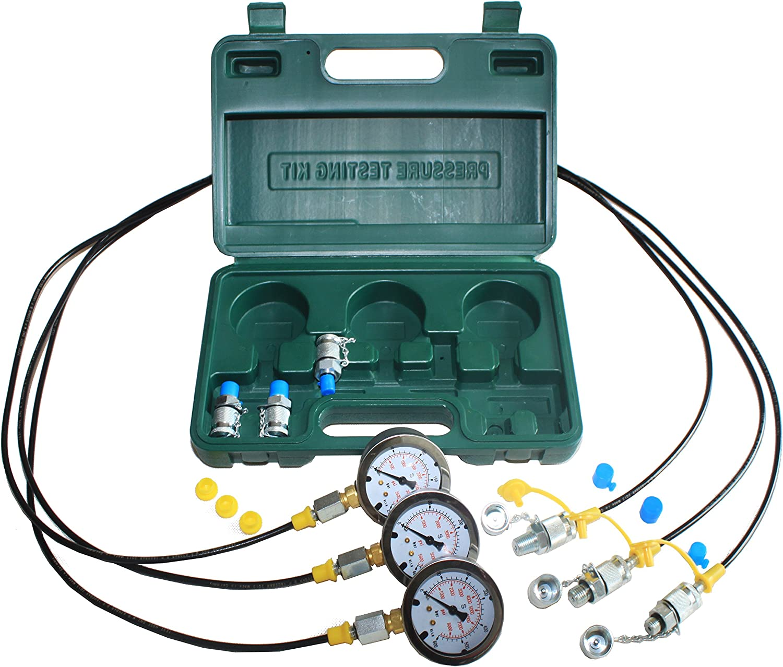 xztk-60/raccordo di prova di pressione idraulica kit per Escavatore costruzione macchine