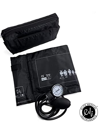 EMI Thigh Sized Manual Blood Pressure Monitor Set Cuff Size (16 to 25 inch)