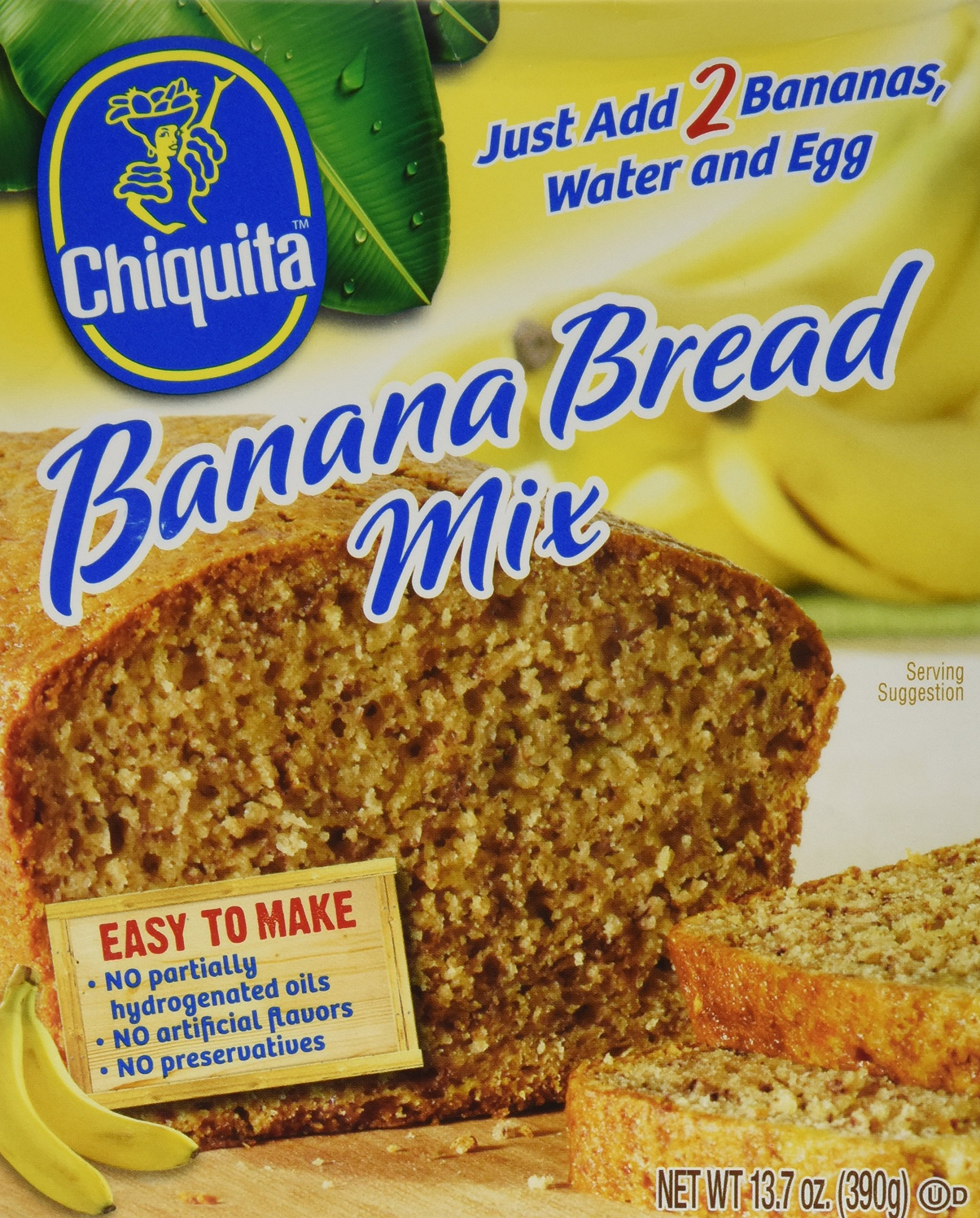 Chiquita Banana Bread Mix - 3 Boxes by Chiquita